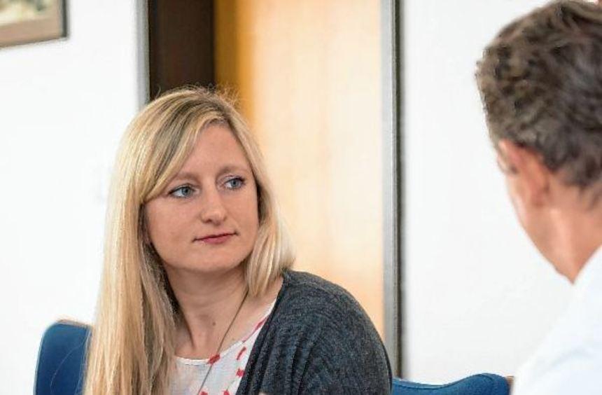 Claudia Bickhardt ist für das Familienzentrum als Fachberaterin Kindertagespflege tätig. Die 36 ...