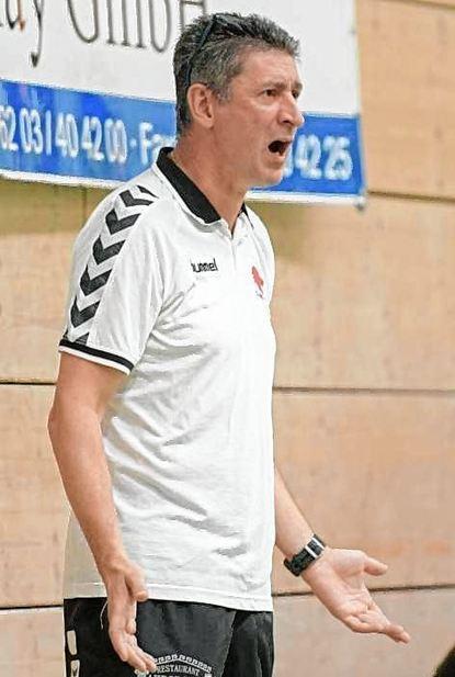 Branko Dojcak möchte mit Heddesheim der HG Saase ein Bein stellen.