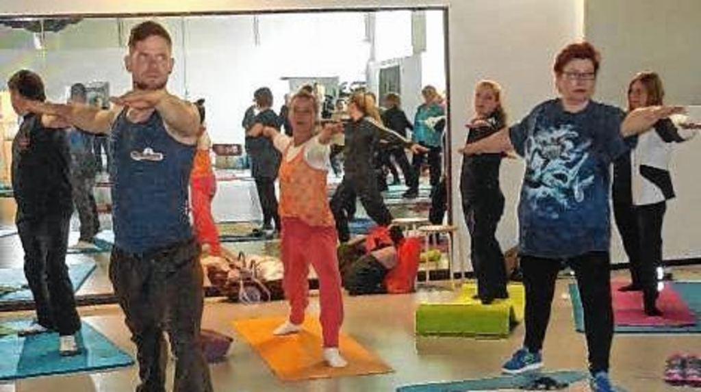 Wenn Yoga Den Korper Verandert Viernheim Nachrichten Und Informationen