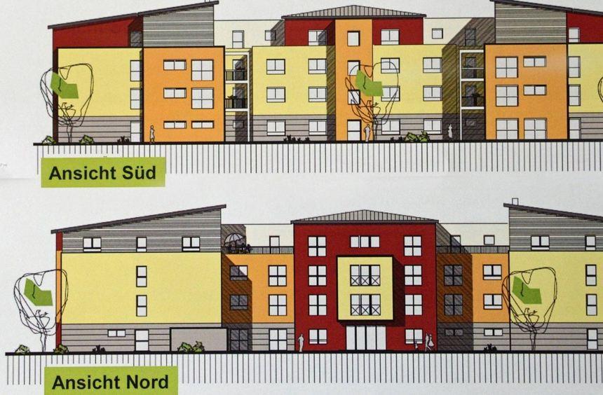Haus Christoph wird die geplante Seniorenresidenz heißen, die im Ehlried nahe der Schön-Klinik ...