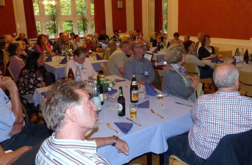 Die Bürgerhilfe traf sich zur Mitgliederversammlung im Caritasheim.