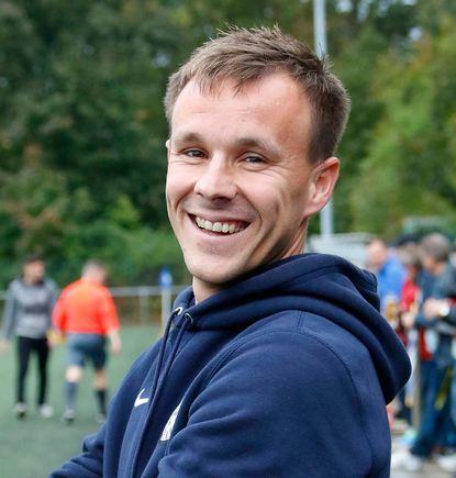 Tunjo Bozanovic, hier als Trainer des FSV Riedrode, wechselt als Feldspieler zum VfR Bürstadt.