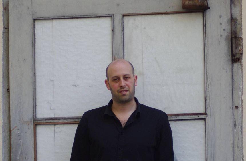 Hier fühlt er sich wohl: der Tänzer und Choreograph Edan Gorlicki.