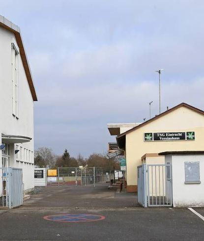 Auch die Erwin-Senn-Halle fließt in die Überlegungen ein.