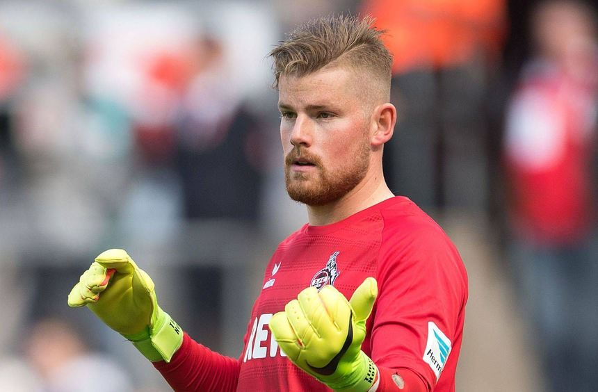 Kölns Torwart Timo Horn würde es sich sehr wünschen, kommende Saison mit dem FC international zu ...