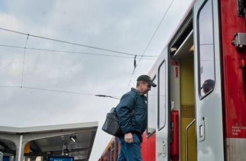 Ab heute müssen Bensheimer Bahnfahrer mit Verzögerungen rechnen.