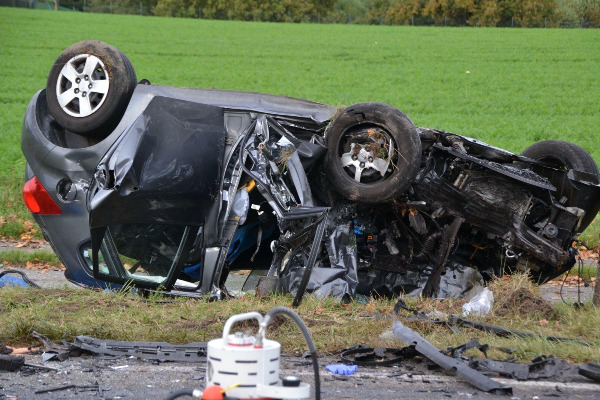 Unfall Hockenheimring