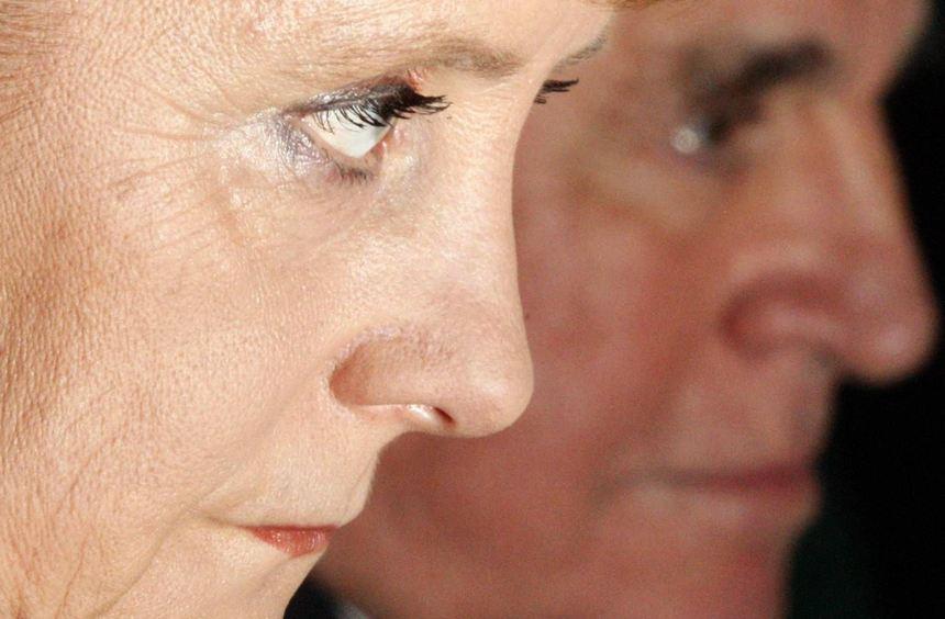Angela Merkel hat von ihrem Förderer Helmut Kohl besonders das strategische Denken gelernt. Auf ...