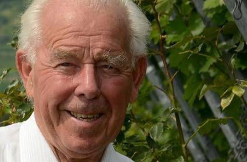 Vincenz Antes starb kurz vor seinem 88. Geburtstag.