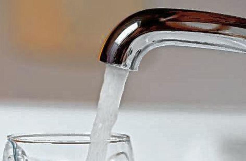 In Elmshausen sollen die Bürger Wasser sparen.