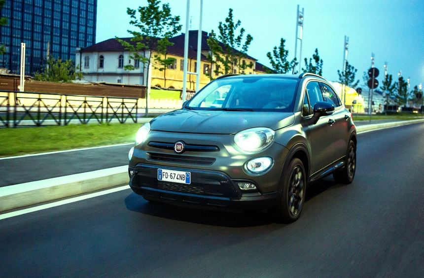 fiat 500x s design optik tuning f r das kompakte suv. Black Bedroom Furniture Sets. Home Design Ideas