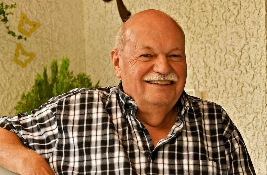 Klaus Jäger, 18 Jahre lang Lorscher Bürgermeister, ist seit 2011 Pensionär.