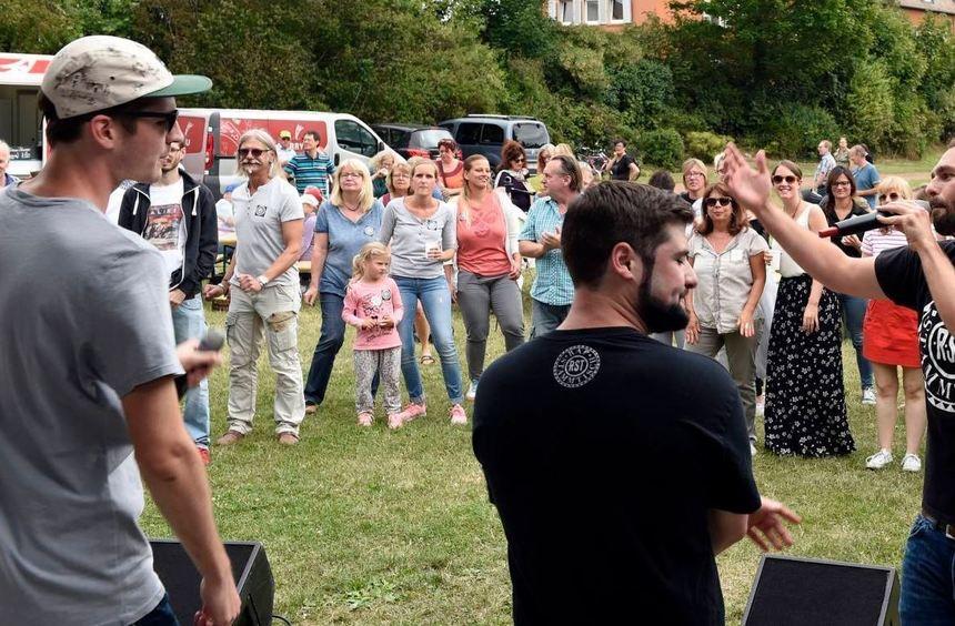 """Die Stadt setzt ihre letztes Jahr begonnene Veranstaltungsreihe """"Speyerer Picknick-Konzerte"""" dieses ..."""