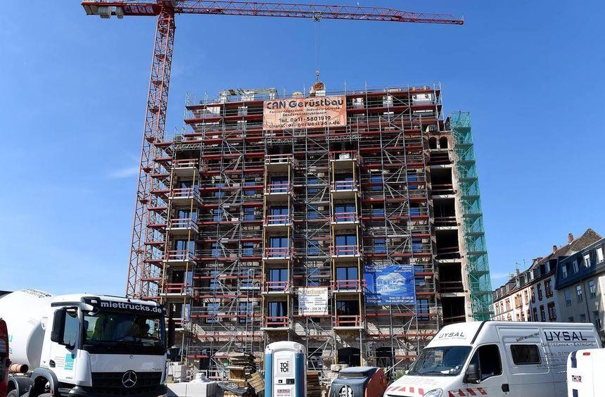 Baufirmen In Mannheim baufirma mannheim mit hofzugang an der kfertaler strae with