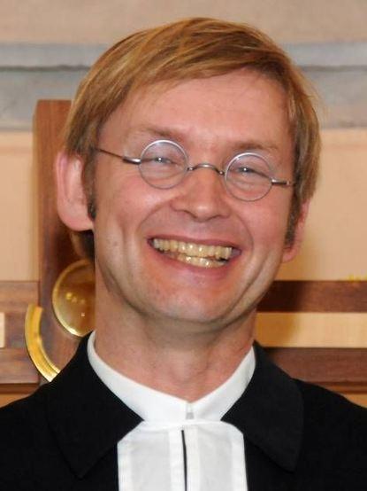 Pfarrer Renatus Keller.