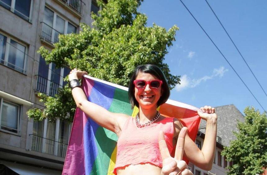 Ausgelassene Stimmung bei der Parade durch die Innenstadt: Auch in diesem Jahr kommen wieder ...