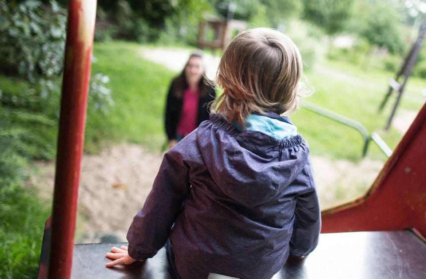 Nur wir beide: Zwischen Alleinerziehenden und ihren Kindern entwickelt sich oft eine innige ...
