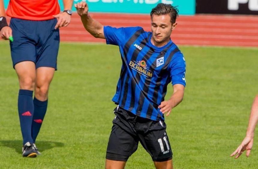 Neuzugang Andreas Ivan könnte am Sonntag im Badischen Verbandspokal seine Pflichtspiel-Premiere für ...