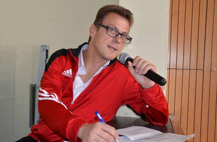 Wolfgang Frei ist seit vielen Jahren mit dem Handball verbunden, war lange Zeit Vorstand des TV ...
