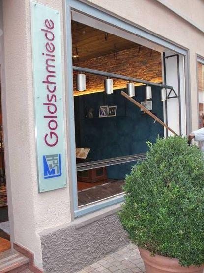 Gesten Nacht wurde in die Goldschmiede in Ladenburg eingebrochen.
