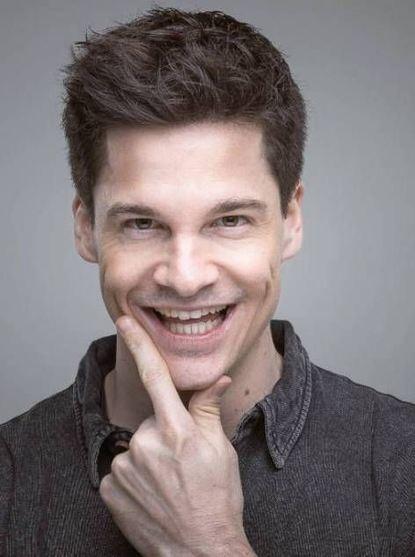 Der Schweizer Comedian Alain Frei präsentiert in der Villa Meixner sein aktuelles Programm.