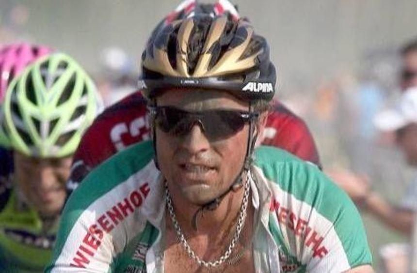 Ex-Profi Steffen Wesemann (Foto von 2007) ist Kapitän in einem der 21 Teams beim Charity-Bike-Cup ...
