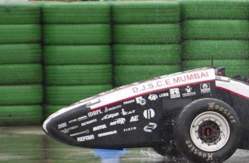 Die Formula Student - am Hockenheimring ist sie eine Herausforderung am Rande des Möglichen.