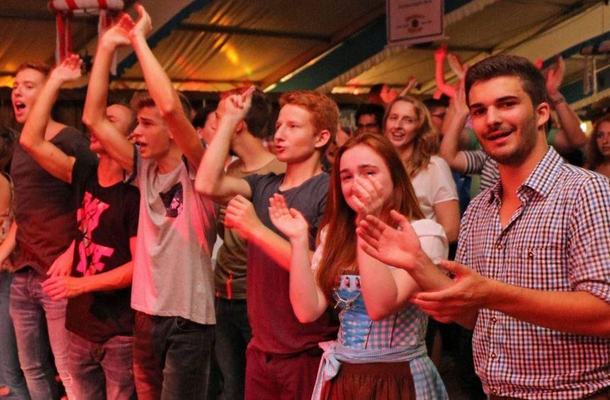 Die Party geht garantiert ab, wenn in Kreuzwertheim vom 1. bis 4. September zum 64. Mal das Heimat- ...