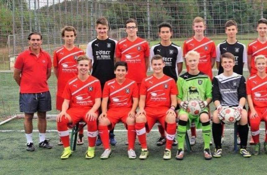 Die B-Jugend des TV Lampertheim blickt auf eine starke Saison zurück.