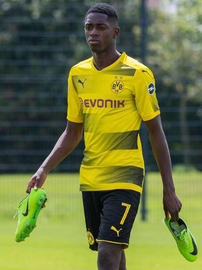 Borussia Dortmund hat weiter keinen Kontakt zu Ousmane Dembelé.