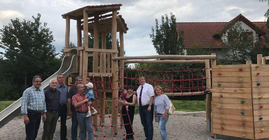 Spielplatz Schwanheim