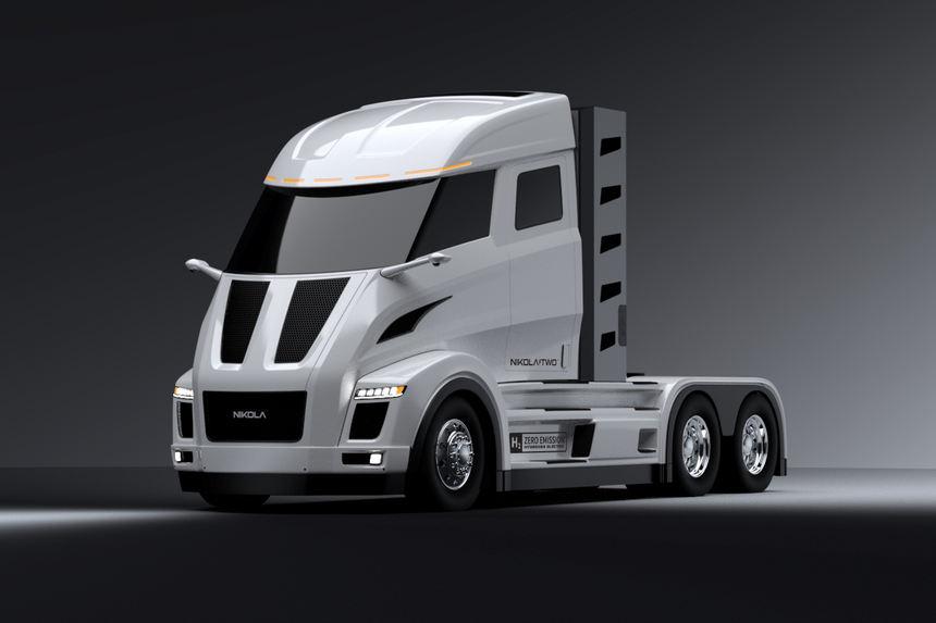 mid Groß-Gerau - Mit Bosch als Kooperationspartner will das US-Unternehmen Nicola Motors einen Wasserstoff-Lkw zur Serie