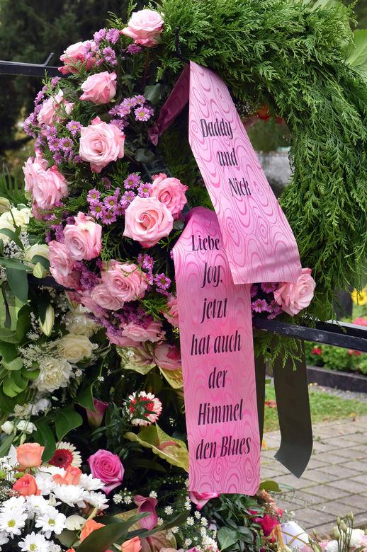 Joy Fleming war am vergangenen Mittwoch völlig überraschend verstorben.