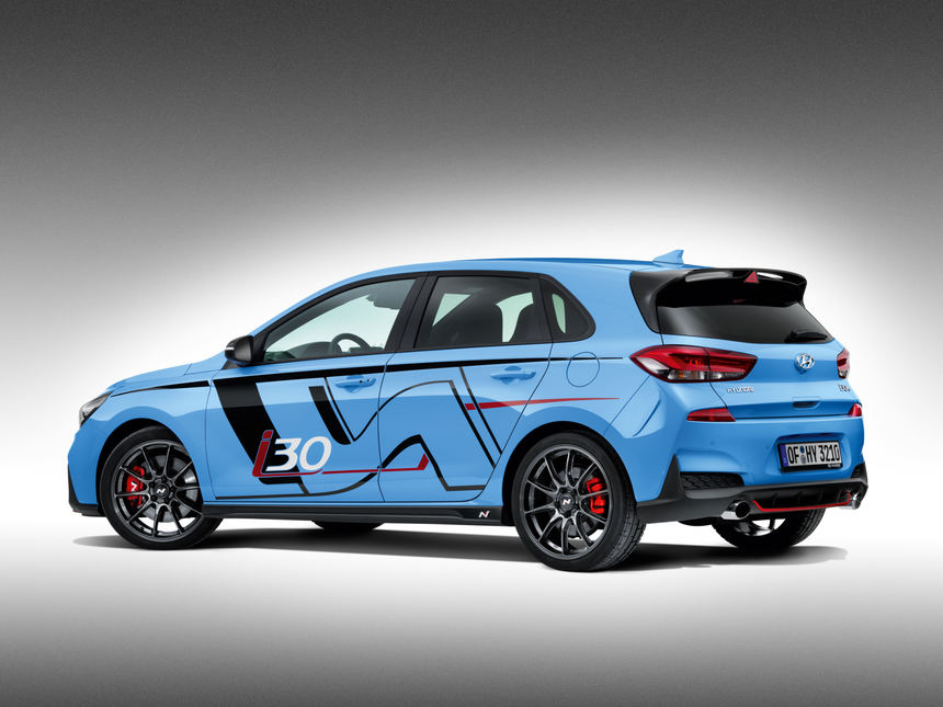 Hyundai I30 N Mehr Fahrspaß Für N Thusiasten Auto Mannheimer Morgen