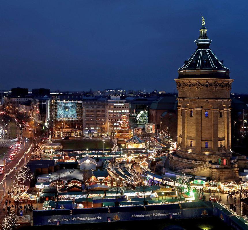 Wo Ist Der Größte Weihnachtsmarkt.Kurz Vor Weihnachten Sind Längst Nicht Alle Glücklich Mannheimer
