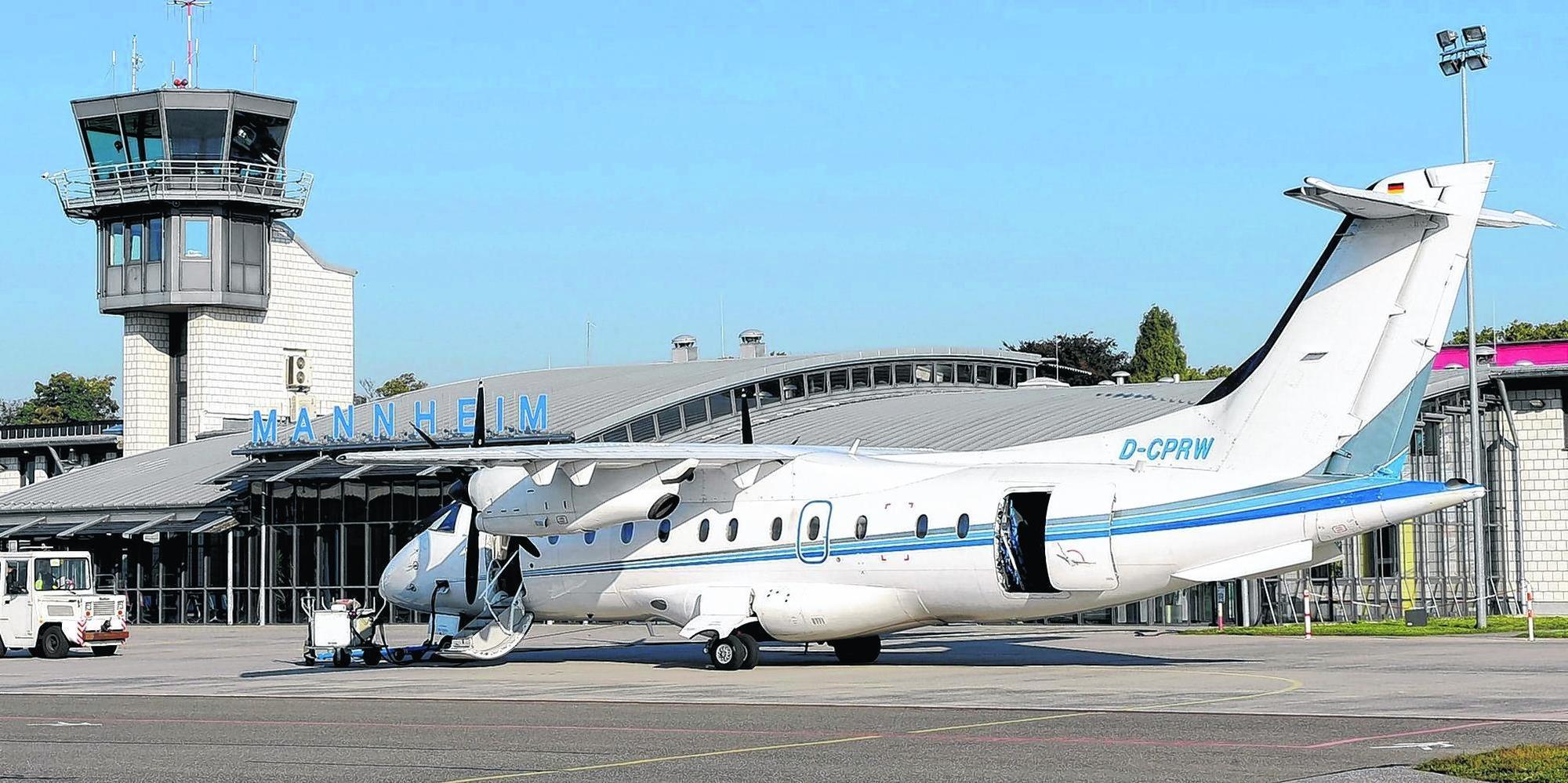 Bislang bediente die Fluggesellschaft Cirrus den Mannheimer City Airport.
