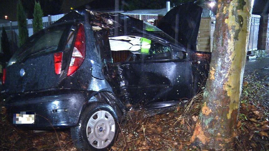 20-Jährige bei Autounfall tödlich verletzt - Mannheimer Morgen ...
