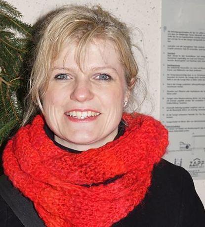 """""""Ich bin ein Stadtkind"""": Nadine Ueberschaer."""