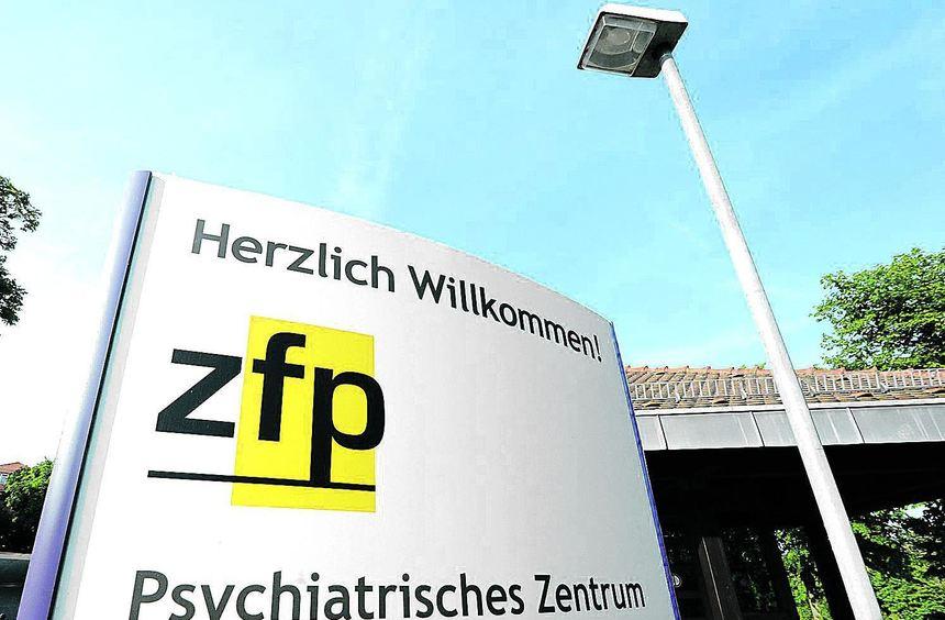 Das Zentrum für Psychiatrie (ZfP) in Wiesloch wurde gerade renoviert und umgebaut.