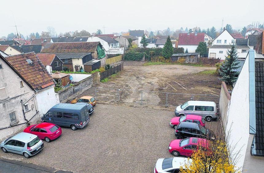 Von der Bachgasse aus herrscht freie Sicht auf die hinteren Grundstücke. Nach dem Willen der ...
