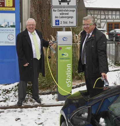 Zehn Mal schneller als normale Haushaltssteckdose - Südhessen Morgen ...