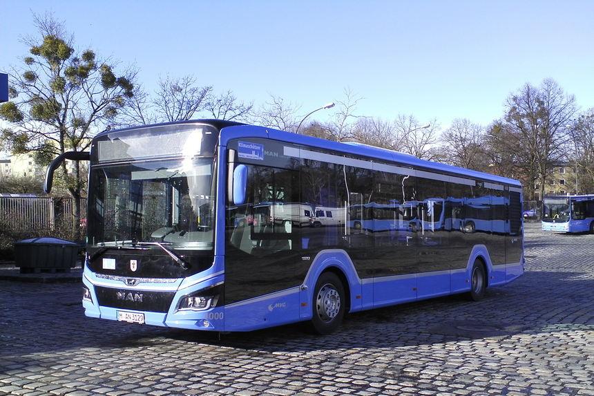 erste ansichten und informationen der neue man stadtbus lion 39 s city auto mannheimer morgen. Black Bedroom Furniture Sets. Home Design Ideas