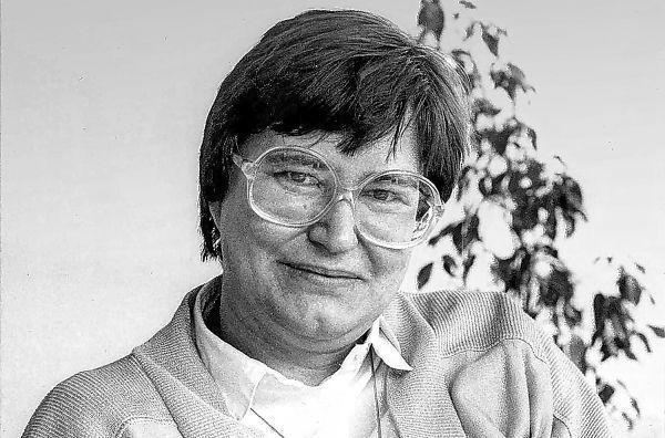 Monika Lanzendörfer (1949-2018).
