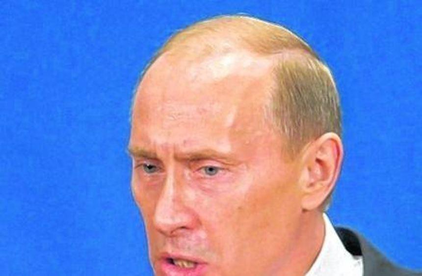 Wladimir Putin erhebt schwere Vorwürfe gegen die USA.