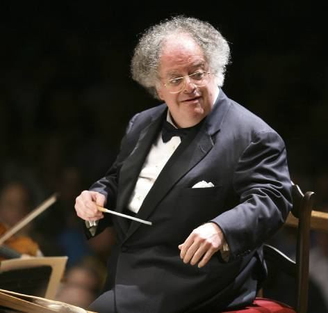 Auch in der Klassik fallen Legenden: James Levine am Pult.