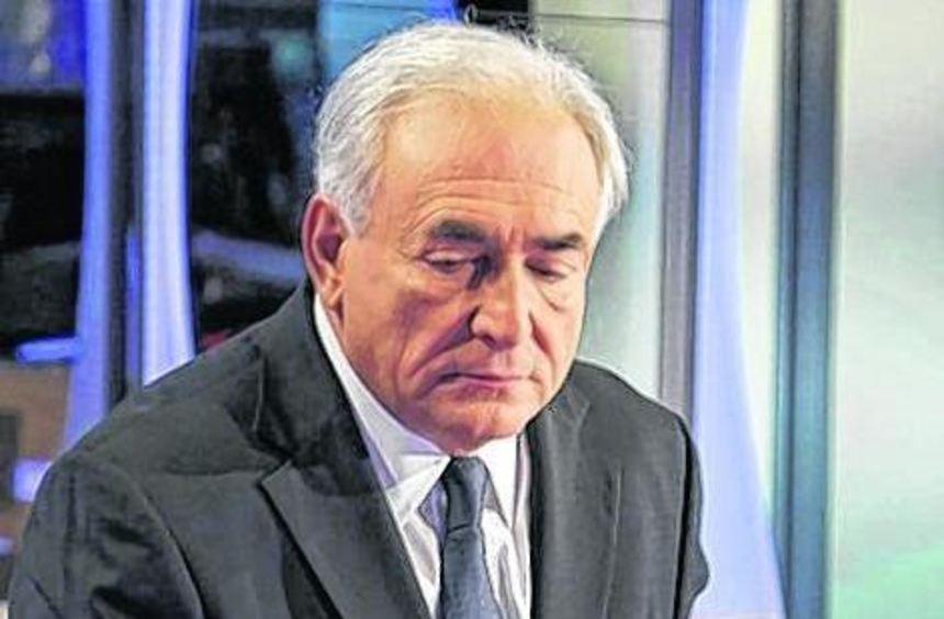 Vieles bleibt offen: Dominique Strauss-Kahn.