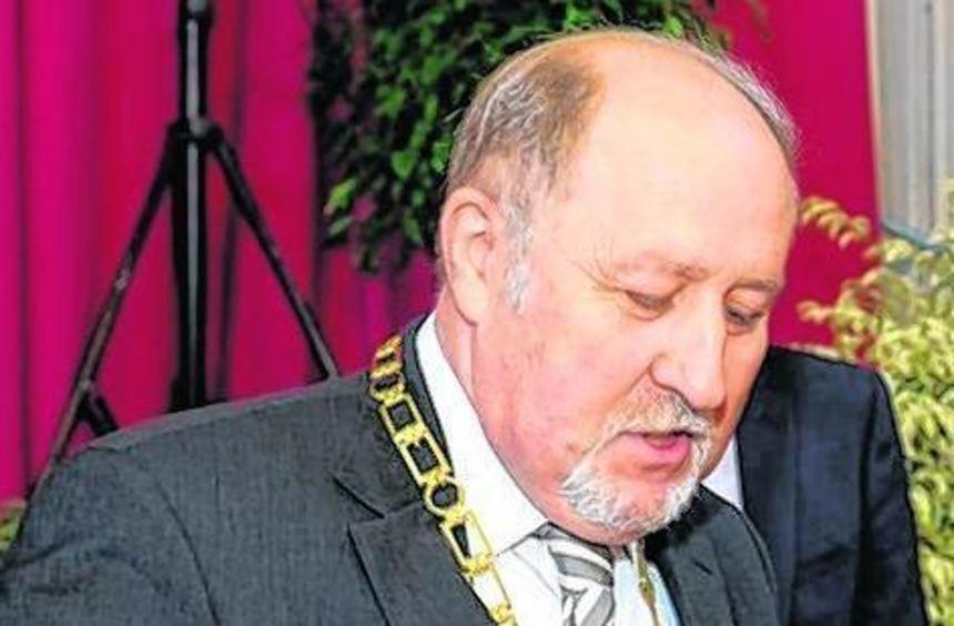 Schineller wurde für seine Verdienste um die Metropolregion geehrt.