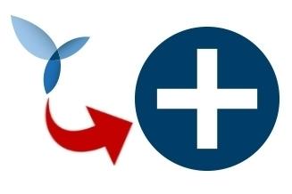 """Das """"Plus""""-Symbol, weißt künftig auf kostenpflichtige Inhalte hin und löst das bisherige """"Selectyco""""-Logo ab."""
