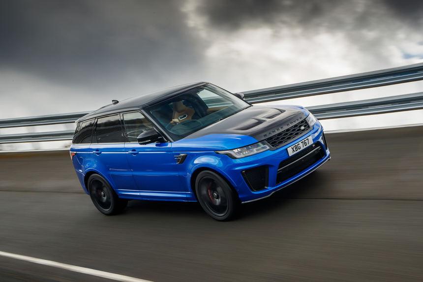 range rover sport svr vorw rts mit gebr ll auto. Black Bedroom Furniture Sets. Home Design Ideas