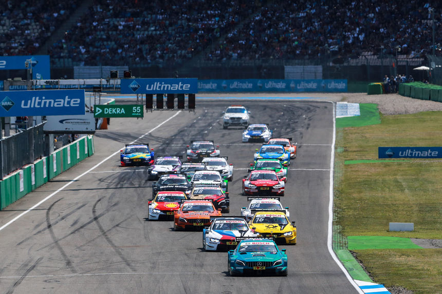 DTM-Masters - 1. Rennen